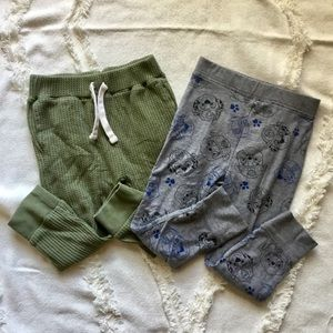 Lot of 2 Old Navy Joggers - 3T